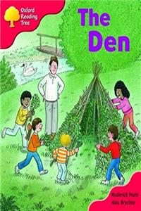 Download Oxford Reading Tree: Stage 4: More Storybooks C: the Den fb2