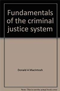 Download Fundamentals of the criminal justice system fb2