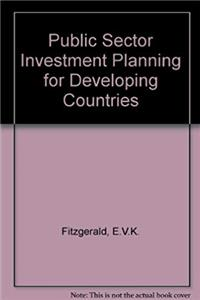 Download Public sector investment planning for developing countries fb2
