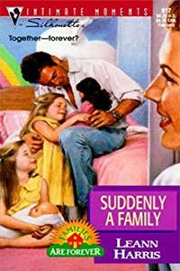 Download Suddenly A Family (Families Are Forever) (Silhouette Intimate Moments) fb2