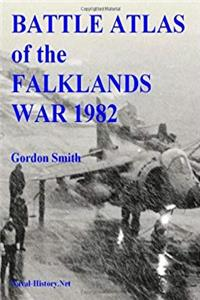 Download Battle Atlas of the Falklands War 1982 by Land, Sea and Air fb2