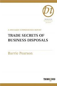 Download Trade Secrets of Business Disposals (Thorogood Reports) fb2