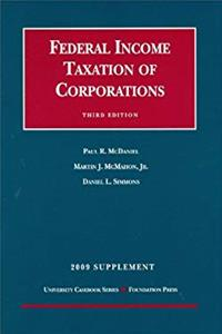 Download Federal Income Taxation of Corporations, 3d, 2009 Supplement fb2