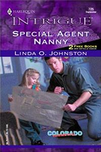 Download Special Agent Nanny (Harlequin Intrigue No. 725) (Colorado Confidential series) fb2