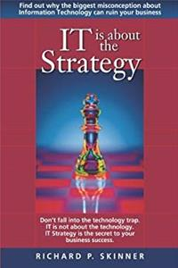 Download IT is about the Strategy fb2