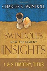 Download Insights on 1 and 2 Timothy, Titus (Swindoll's New Testament Insights) fb2