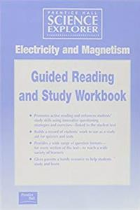 Download SCIENCE EXPLORER 2E GUIDED STUDY WORKBOOK STUDENT EDITION ELECTRICITY & MAGNETISM fb2