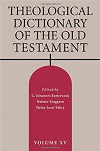 Download Theological Dictionary of the Old Testament, Vol 15 fb2