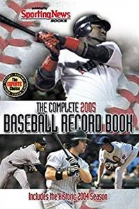 Download Complete Baseball Record Book 2005 Edition fb2