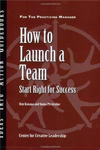Download How to Launch a Team: Start Right for Success fb2