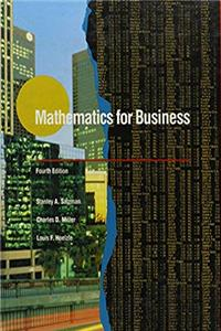Download Mathematics for Business fb2