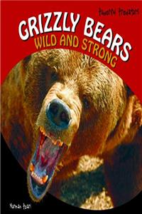 Download Grizzly Bears: Wild and Strong (Powerful Predators) fb2