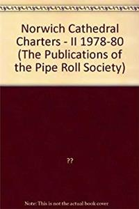 Download Norwich Cathedral Charters - II 1978-80 fb2
